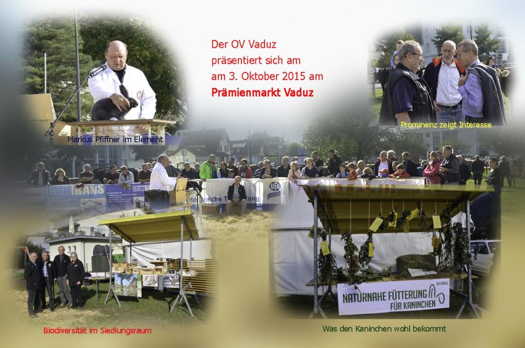 Herzlichen Dank dem OV Vaduz für die erfolgreich gelungene Präsentation!