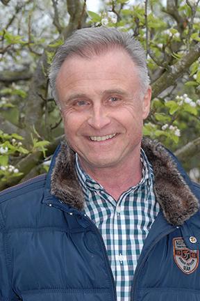 René Steiner, neues Ehrenmitglied des OV Vaduz